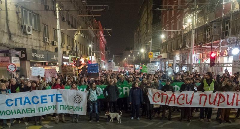 Ден 6: Да защитим Пирин, да защитим България!